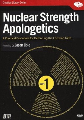 Nuclear Strength Apologetics, Part 1 DVD   -     By: Dr. Jason Lisle