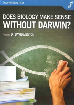 Does Biology Make Sense Without Darwin? DVD   -     By: Dr. David Menton