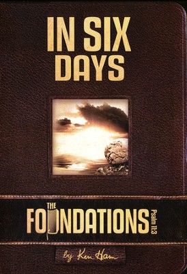 The Foundations: In Six Days DVD   -     By: Ken Ham