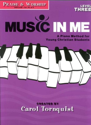 Music In Me: Praise & Worship Level 3  -