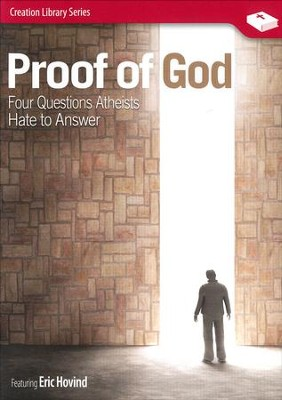 Proof of God: Four Questions Atheists Hate to Answer DVD  -     By: Eric Hovind