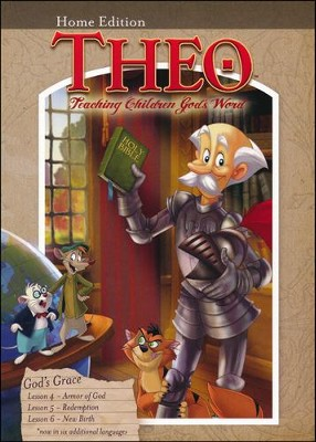 Theo: God's Grace Home Edition   -