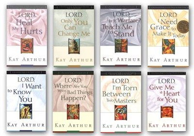 Lord Series 8 Volume Pack   -     By: Kay Arthur