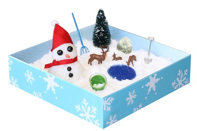 Grow-It! Snow Day Play Set  -     By: Vince Kurr
