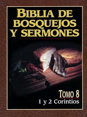 Biblia de Bosquejos y Sermones: 1 y 2 Corintios  (The Preacher's Outline & Sermon Bible: 1 & 2 Corinthians)  -     By: Anonymous