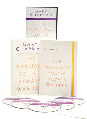 The Marriage You've Always Wanted Church Experience, DVD curriculum  -     By: Gary Chapman
