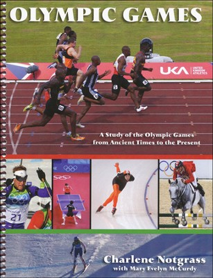 Olympics, Unit Study, Spiral Bound  -     By: Charlene Notgrass, Mary Evelyn Notgrass