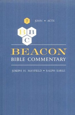 John-Acts Beacon Bible Commentary   -     By: W.T. Purkiser