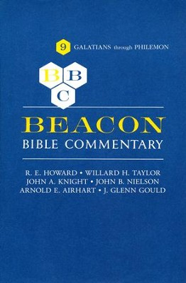 Galatians-Philemon (Beacon Bible Commentary)   -     By: W.T. Purkiser