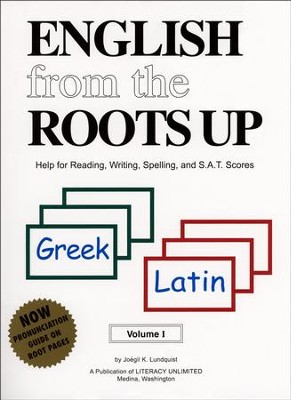 English from the Roots Up   -     By: Joegil Lundquist