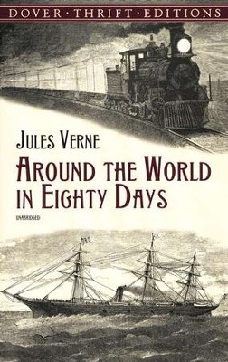 Around the World in Eighty Days   -     By: Jules Verne