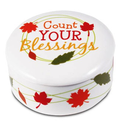 Count Your Blessings Box  -
