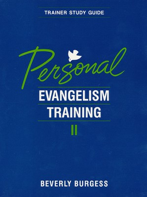 Personal Evangelism Training Volume  2  -     By: Beverly Burgess
