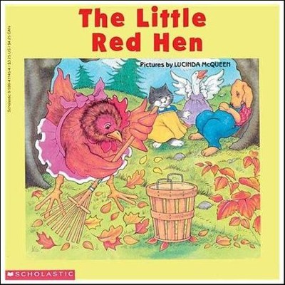 The Little Red Hen  -     By: Lucinda McQueen(Illustrator)     Illustrated By: Lucinda McQueen