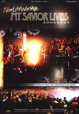 My Savior Lives Songbook  -     By: New Life Worship