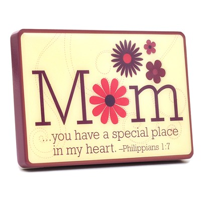 Mom, You Have a Special Place--Desktop Plaque   -