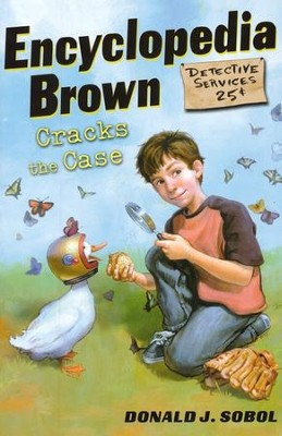 Encyclopedia Brown Cracks the Case  -     By: Donald J. Sobol