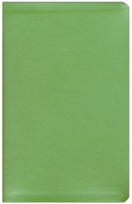 NIV Thinline Metallic Collection Bible, Green  -
