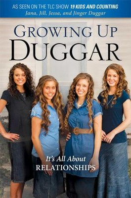 Growing Up Duggar: The Duggar Girls Share Their View of Life Inside American's Most Well-Known Super-Sized Family - eBook  -     By: Jana Duggar, Jill Duggar, Jessa Duggar, Jinger Duggar