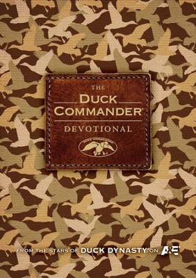 The Duck Commander Devotional - eBook  -     By: Alan Robertson
