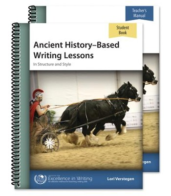 Ancient History-Based Writing Lessons, Fourth Edition--Teacher/Student Combo  -     By: Lori Verstegen