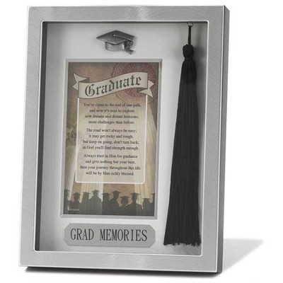 Graduation Photo Frame with Tassel Holder  -