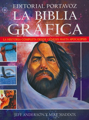La Biblia Gráfica  (The Lion Graphic Bible)  -     By: Jeff Anderson, Mike Maddox
