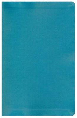 NIV Sleek and Chic Collection Bible, Flexcover, Surreal Teal  -     By: Zondervan