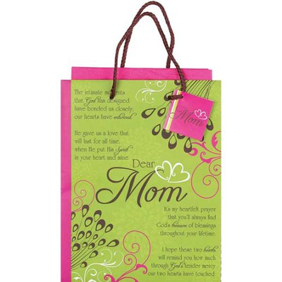 Dear Mom Gift Bag, Small  -