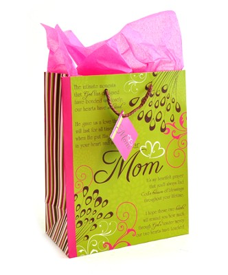 Dear Mom Gift Bag, Medium  -