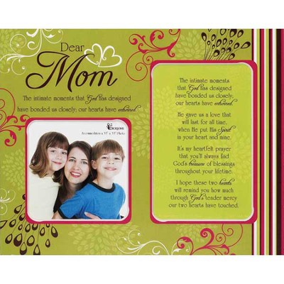 Mom Photo Mat  -