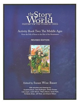 Activity Book Vol 2: The Middle Ages, Story of the World   -
