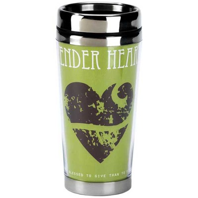 Tender Heart Travel Mug  -