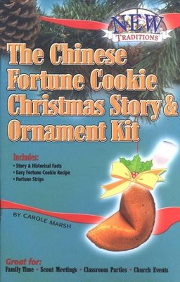 Fortune Cookie Christmas, Grades K-6  -     By: Carole Marsh