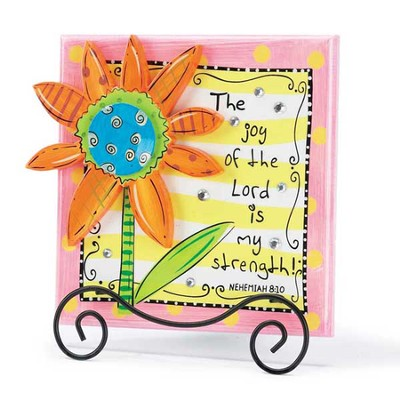 The Joy of the Lord is My Strength Photo Frame  -