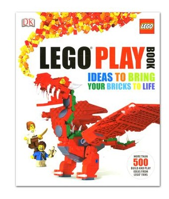 LEGO Play Book  -     By: Daniel Lipkowitz, Gregory Farshtey