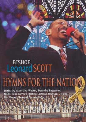 Hymns for the Nation, DVD   -     By: Bishop Leonard Scott