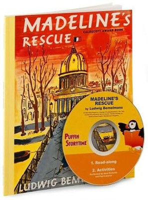 Madeline's Rescue: Audio Edition, CD  -     By: Ludwig Bemelmans