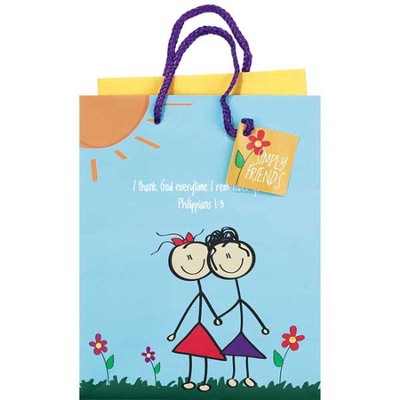 I Thank God Gift Bag, Medium  -