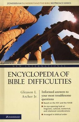 New International Encyclopedia of Bible Difficulties  -     By: Gleason L. Archer Jr.