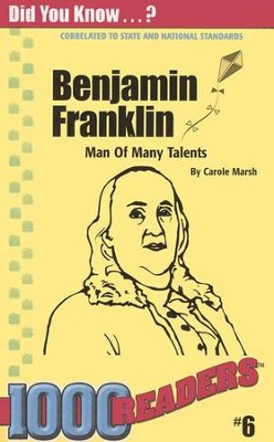 Benjamin Franklin  -     By: Carole Marsh