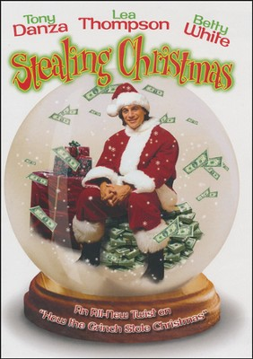 Stealing Christmas, DVD   -