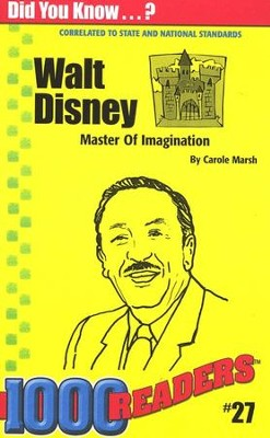 Walt Disney  -     By: Carole Marsh