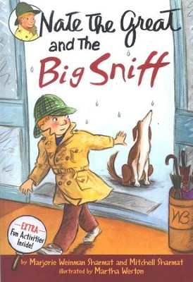 Nate the Great and the Big Sniff  -     By: Marjorie Weinman Sharmat, Michael Sharmat