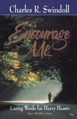 Encourage Me, Paperback   -     By: Charles R. Swindoll