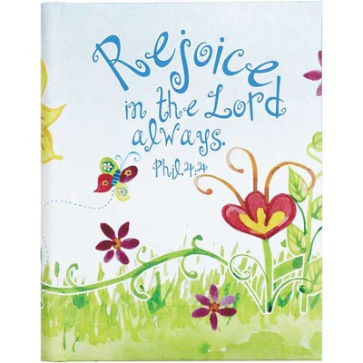 Rejoice In the Lord Journal  -     By: Audrey Jeanne Roberts