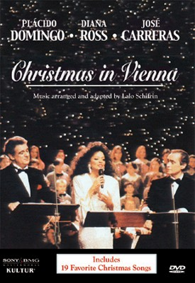 Christmas In Vienna   -     By: Placido Domingo, Dianna Ross, Jose Carreras