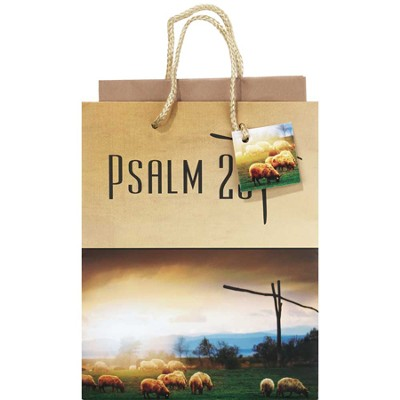 Psalm 23 Gift Bag, Medium  -
