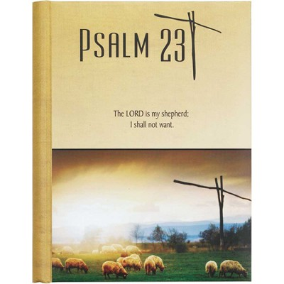 Psalm 23 Journal  -