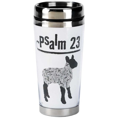 Psalm 23 Travel Mug  -